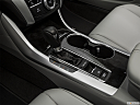 2019 Acura TLX 2.4 8-DCT P-AWS, gear shifter/center console.