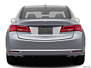2019 Acura TLX 2.4 8-DCT P-AWS, low/wide rear.