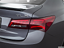 2019 Acura TLX 3.5L, passenger side taillight.