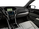 2019 Acura TLX 3.5L w/ Technology Package, center console/passenger side.