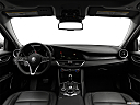 2019 Alfa Romeo Giulia, centered wide dash shot