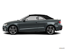 2019 Audi A3 Cabriolet Premium 2.0 TFSI, drivers side profile, convertible top up (convertibles only).