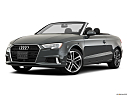 2019 Audi A3 Cabriolet Premium 2.0 TFSI, front angle medium view.