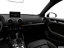 2019 Audi A3 Premium 2.0 TFSI, center console/passenger side.