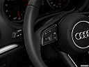 2019 Audi A3 Premium 2.0 TFSI, steering wheel controls (left side)
