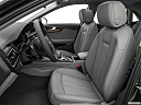 2019 Audi A4 Premium Plus 2.0 TFSI, front seats from drivers side.