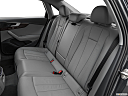 2019 Audi A4 Premium Plus 2.0 TFSI, rear seats from drivers side.