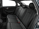 2019 Audi A4 Prestige 2.0 TFSI, rear seats from drivers side.