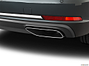 2019 Audi A4 Prestige 2.0 TFSI, chrome tip exhaust pipe.
