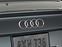 2019 Audi A4 Prestige 2.0 TFSI, rear manufacture badge/emblem
