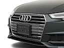 2019 Audi A4 Prestige 2.0 TFSI, close up of grill.