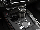 2019 Audi RS 5 2.9 TFSI, cup holder prop (primary).