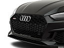 2019 Audi RS 5 2.9 TFSI, close up of grill.