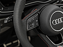 2019 Audi RS 5 2.9 TFSI, steering wheel controls (left side)