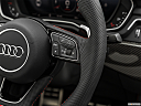 2019 Audi RS 5 2.9 TFSI, steering wheel controls (right side)