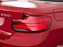 2019 BMW 2-series 230i, passenger side taillight.