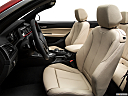 2019 BMW 2-series 230i, front seats from drivers side.