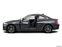 2019 BMW 2-series 230i, driver's side profile with drivers side door open.
