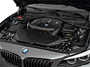 2019 BMW 2-series 230i, engine.