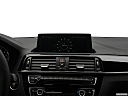 2019 BMW 2-series 230i, closeup of radio head unit