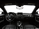 2019 BMW 2-series 230i, centered wide dash shot