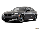 2019 BMW 2-series 230i, front angle medium view.