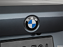 2019 BMW 2-series 230i, rear manufacture badge/emblem