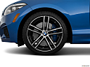 2019 BMW 2-series M240i, front drivers side wheel at profile.