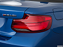 2019 BMW 2-series M240i, passenger side taillight.