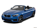 2019 BMW 2-series M240i, front angle view.