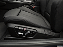 2019 BMW 2-series M240i, seat adjustment controllers.