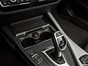 2019 BMW 2-series M240i, cup holders.