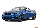 2019 BMW 2-series M240i, front angle medium view.