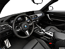 2019 BMW 2-series M240i, interior hero (driver's side).
