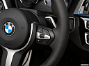 2019 BMW 2-series M240i, steering wheel controls (right side)