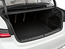 2019 BMW 3-series 330i, trunk open.