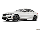 2019 BMW 3-series 330i, low/wide front 5/8.