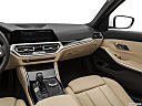 2019 BMW 3-series 330i, center console/passenger side.