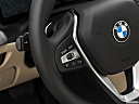 2019 BMW 3-series 330i, steering wheel controls (left side)