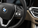2019 BMW 3-series 330i, steering wheel controls (right side)