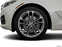 2019 BMW 3-series 340i xDrive Gran Turismo, front drivers side wheel at profile.