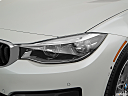 2019 BMW 3-series 340i xDrive Gran Turismo, drivers side headlight.