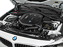 2019 BMW 3-series 340i xDrive Gran Turismo, engine.