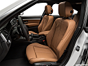 2019 BMW 3-series 340i xDrive Gran Turismo, front seats from drivers side.