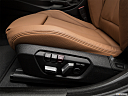 2019 BMW 3-series 340i xDrive Gran Turismo, seat adjustment controllers.