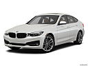 2019 BMW 3-series 340i xDrive Gran Turismo, front angle medium view.