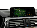 2019 BMW 3-series 340i xDrive Gran Turismo, driver position view of navigation system.