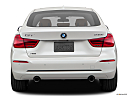 2019 BMW 3-series 340i xDrive Gran Turismo, low/wide rear.