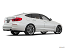 2019 BMW 3-series 340i xDrive Gran Turismo, low/wide rear 5/8.