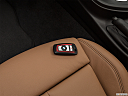2019 BMW 3-series 340i xDrive Gran Turismo, key fob on driver's seat.